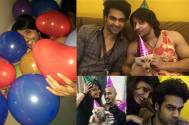 Ashish Sharma celebrates his birthday with a 'simple house party'