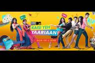 Controversies that hit MTV Kaisi Yeh Yaariaan