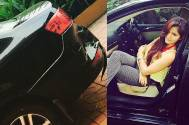 When a stranger BANGED Rubina Dilaik's car