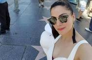 Shraddha Arya calls herself a 'CHUDAIL'