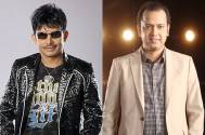 KRK and Rahul Mahajan in Comedy Nights Bachao