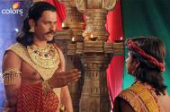 Ashoka to be banished by Bindusara in Chakravatin Ashoka Samrat