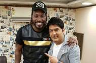 Wow! Gayle and Kapil have a 'special' connect…read for more