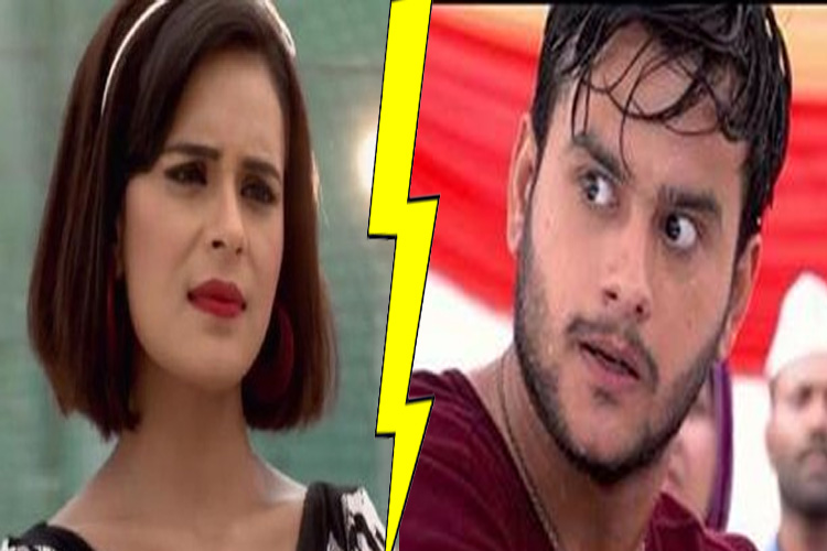 When Sonal and Ankush SLAPPED each other on sets of 'Yeh Vaada Raha'..!