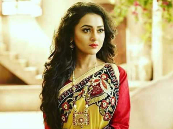 When Tejasswi Prakash Wayangankar had a great fall…