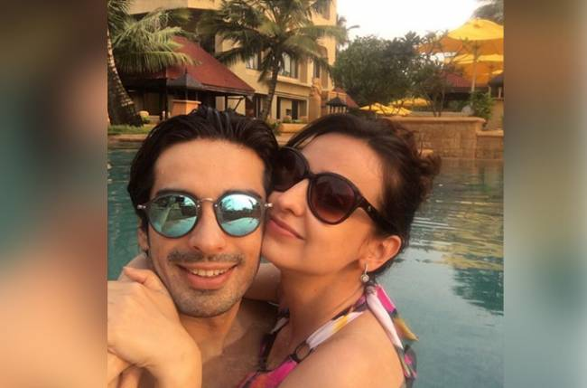 Couple goals: Check out these romantic pics of Sanaya and Mohit
