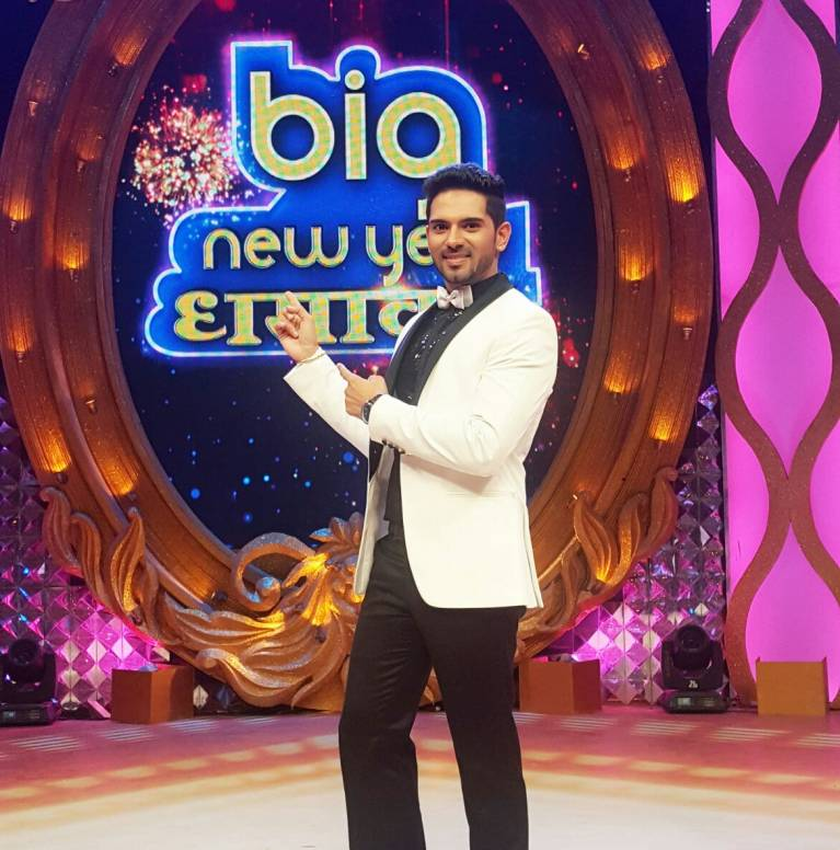 Ankit Bathla turns host for a special event.