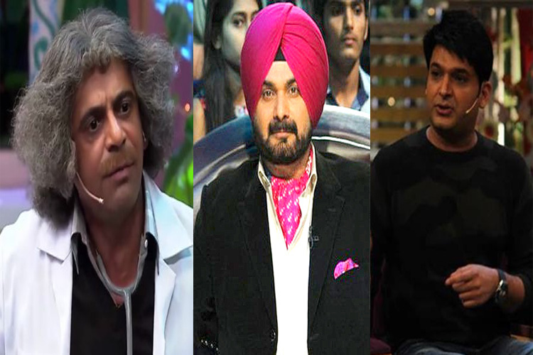 WHAAT? Sunil Grover and Navjyot Singh Sidhu will NOT appear on 'The Kapil Sharma Show'..!