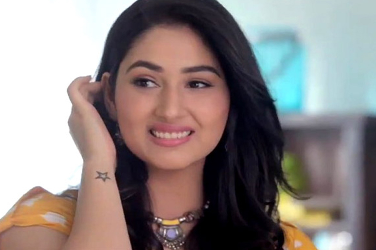 "What made the 'Woh Apna Sa' actress Disha Parmar say, ""This STAR is shining just for me""?"