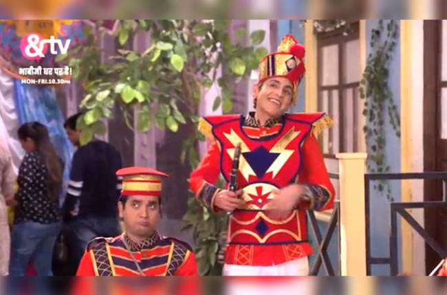 Vibhuti's music band to create laughter riot in Bhabhiji Ghar Par Hain