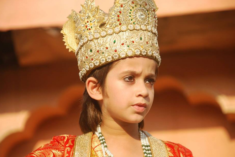 Meet Rajat Tokas aka Chandra's SON in Star Plus' 'Chandra Nandini'