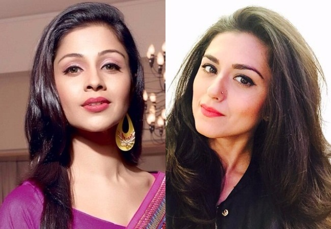 Manasi Salvi will REPLACE Riddhi Dogra in Woh Apna Sa?