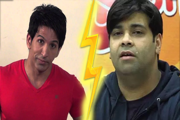 Vishal Kotian ACCUSES Kiku Sharda and the latter RESPONDS